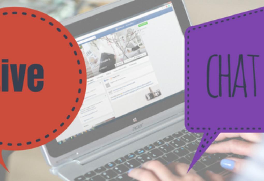 Afbeelding voor Live chat op je website: de voor- en nadelen op een rijtje!