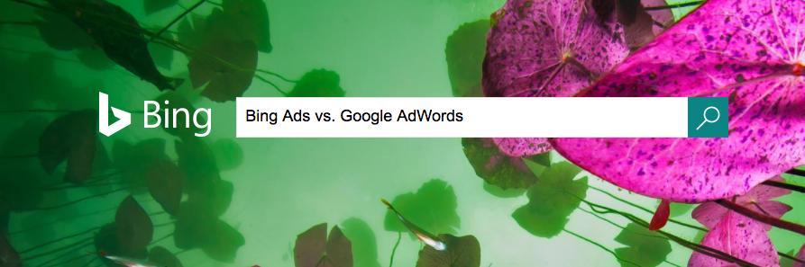 Waarom is adverteren in Bing interessant?