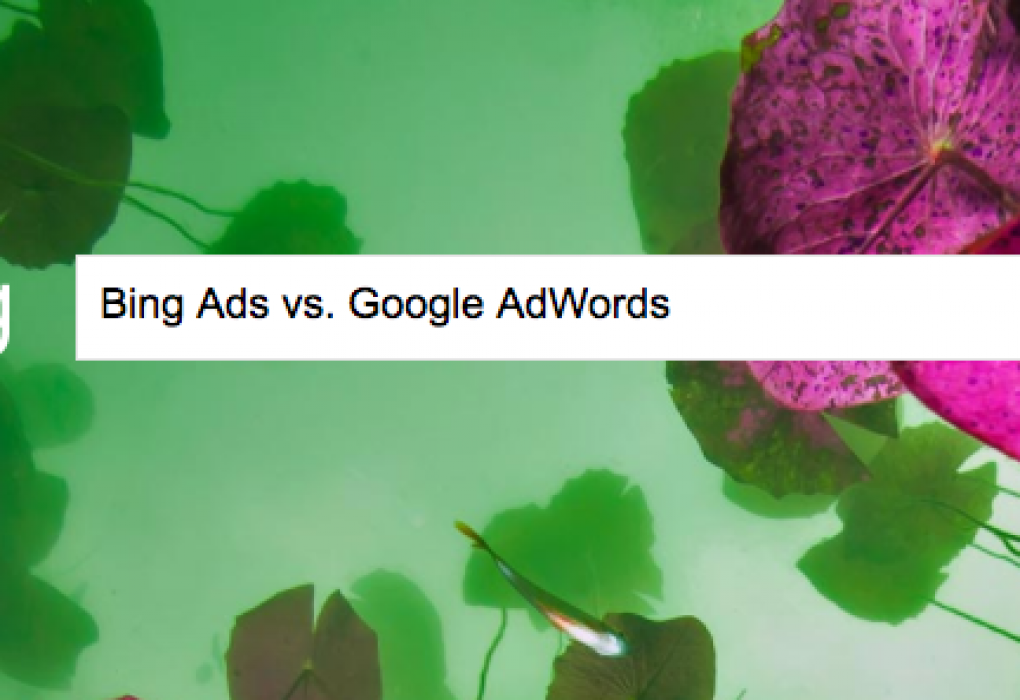 Afbeelding voor Waarom is adverteren in Bing interessant?