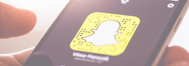 Nieuw in advertentieland: Snapchat