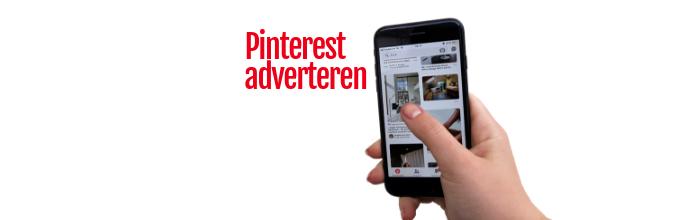 Nieuw in Nederland: Adverteren op Pinterest
